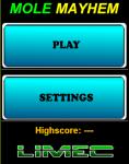 Mole Mayhem screenshot 1/6