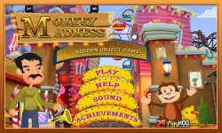Free Hidden Object Games - Monkey Madness screenshot 1/4