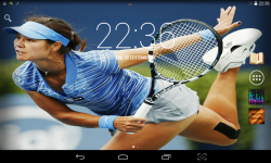 Female Tennis Wallpaper screenshot 4/4
