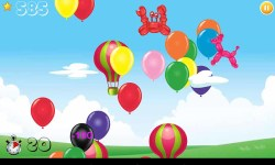 Tap the balloons - for kids screenshot 1/3