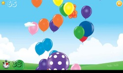 Tap the balloons - for kids screenshot 2/3
