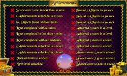 Free Hidden Object Games - The Crystal Ball screenshot 4/4