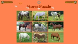 Horse Puzzle For Kids screenshot 1/4