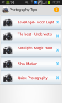 Photography Tips For Beginners screenshot 1/3