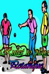 Rules to play Petanque screenshot 1/4