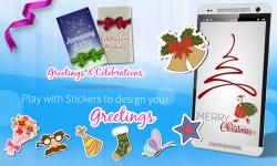 Merry Christmas Cards screenshot 2/3