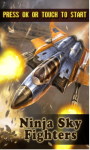 Ninja Sky Fighters-free screenshot 1/1