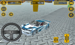 Grand Theft Car Sky Auto Stunt screenshot 3/5
