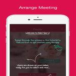 Did I See U - Real Time Dating App screenshot 1/5