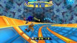 Sonic 4 Episode II rare screenshot 3/6