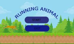 running animal screenshot 1/3