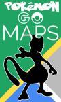 PokeMaps Poke Maps Hacker screenshot 1/3
