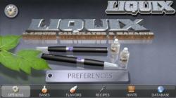 LIQUIX Liquidrechner and Manager private screenshot 2/6