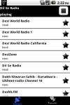India Radio  Pro screenshot 2/3