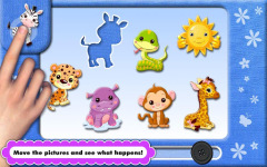 New Toddler and Baby Animated Puzzle screenshot 1/6
