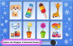 New Toddler and Baby Animated Puzzle screenshot 5/6