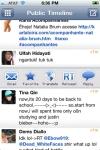 Tweets Lite - for Twitter screenshot 1/1