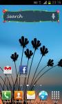 Search Widget Floral screenshot 4/4
