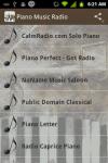 Piano Music Radio screenshot 1/3