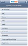 Justdial Mobile App screenshot 2/6