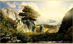 Fantasy Landscape Wallpapers screenshot 2/5