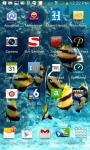 Angel Fish in Water LWP screenshot 3/3