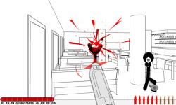 Stickman Gunfire screenshot 1/4
