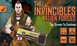 The Invincibles Alien Forces screenshot 1/5