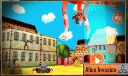 The Invincibles Alien Forces screenshot 2/5