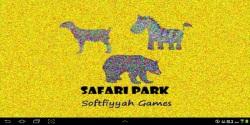Safari Park Game screenshot 1/6