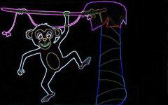 Kids Poem Little Five Monkeys screenshot 2/3