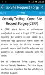 Learn Secutity Testing screenshot 4/6