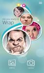 Photo Wrap Funny Face Change screenshot 1/3