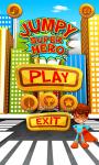 Jumpy Super Hero screenshot 2/6