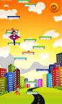 Jumpy Super Hero screenshot 3/6