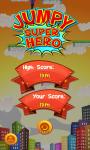 Jumpy Super Hero screenshot 6/6