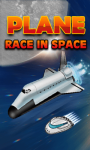 PLANE RACE IN SPACE screenshot 1/1