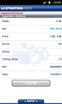 Sporting Index Mobile screenshot 5/5