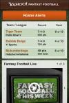 Yahoo! Fantasy Football '10 screenshot 1/1