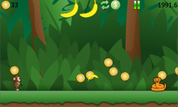 Ricky Monkey Runner screenshot 1/6