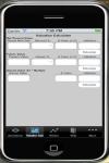 Financial Ratio App screenshot 1/1