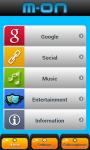 M-On screenshot 2/4