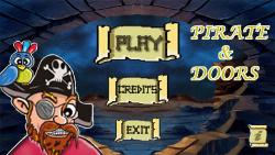 Pirate and Doors screenshot 1/5