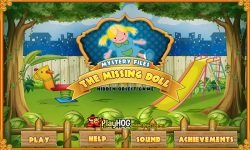 Free Hidden Object Games - The Missing Doll screenshot 1/4