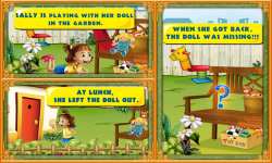 Free Hidden Object Games - The Missing Doll screenshot 2/4