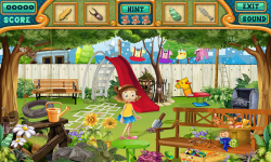 Free Hidden Object Games - The Missing Doll screenshot 3/4