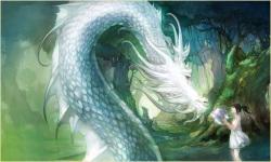 Dragon Fantasy Wallpapers screenshot 1/5