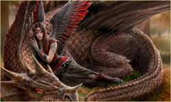 Dragon Fantasy Wallpapers screenshot 5/5