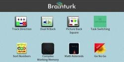 Brainturk Lite Brain Trainer screenshot 1/1