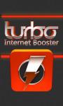 Internet Booster Turbo screenshot 1/4
